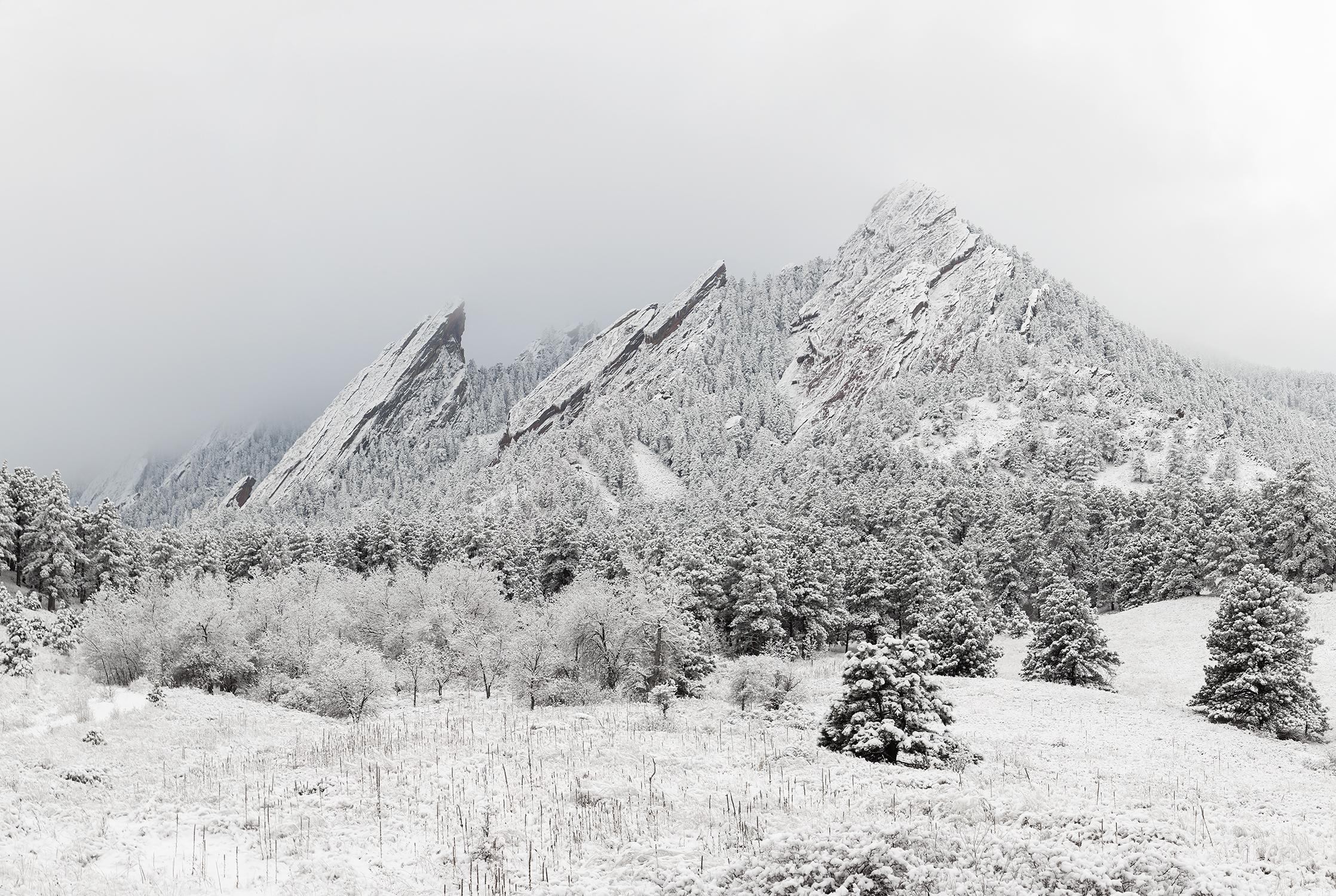 Flatiarons Snow Cloudy Day (small().jpg