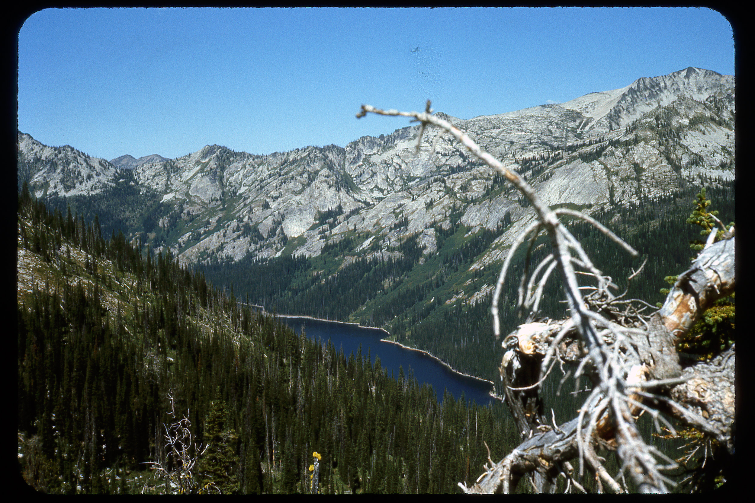 """""""Bigs Creek Lake AUG 73"""""""