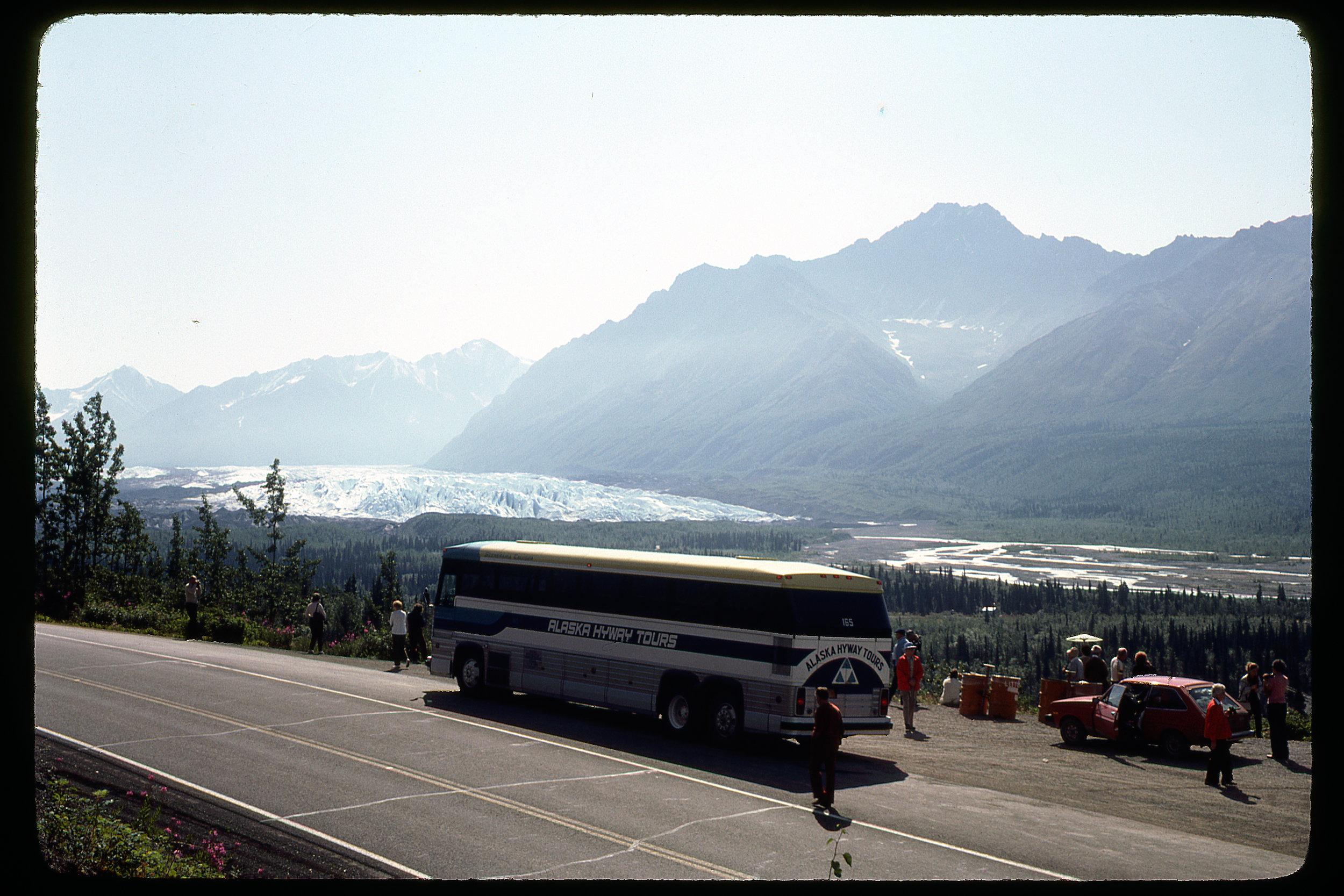 """Matanuska Glacier AUG 82"""