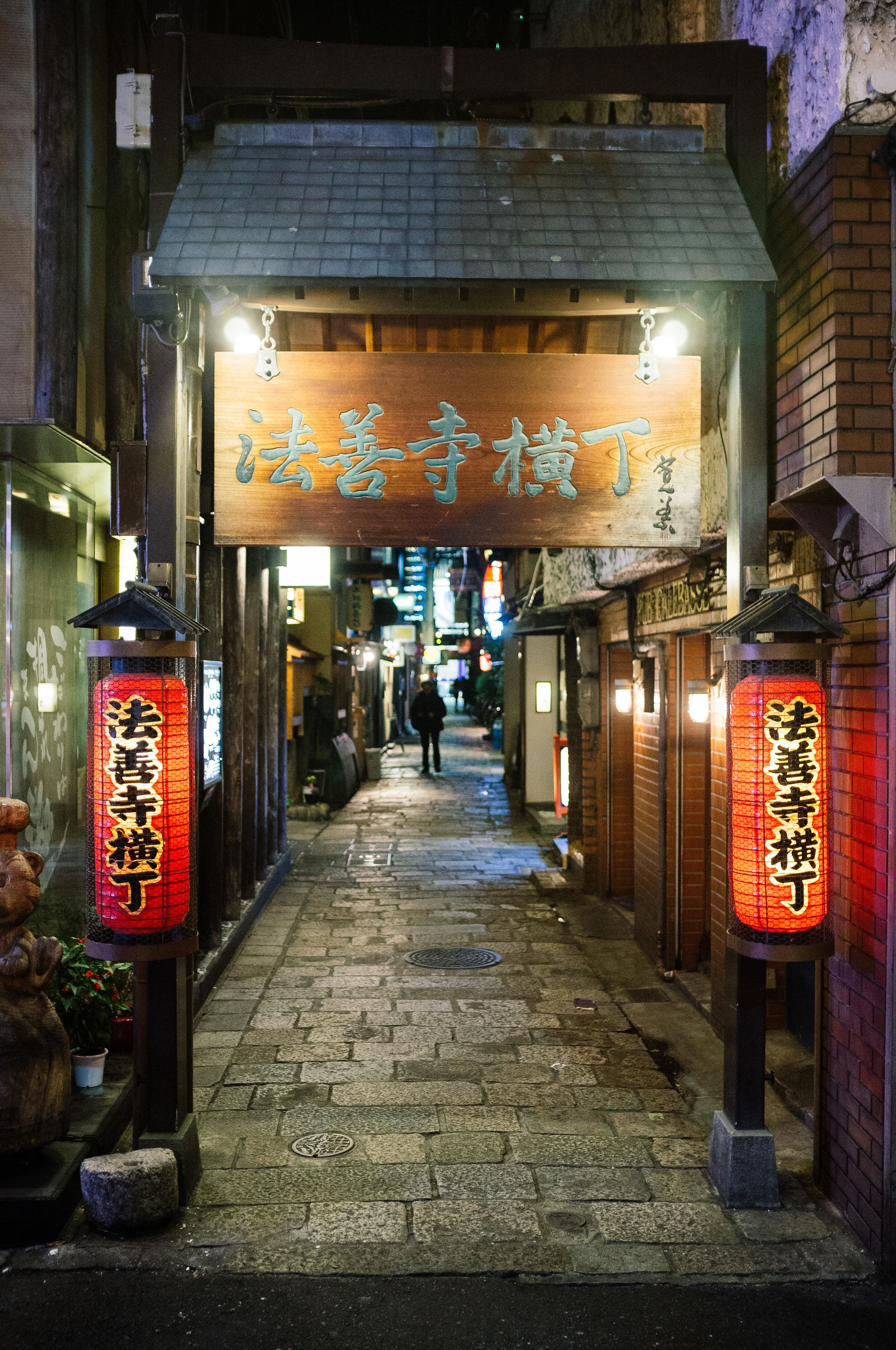 Osaka Dotonbori Gate.jpg