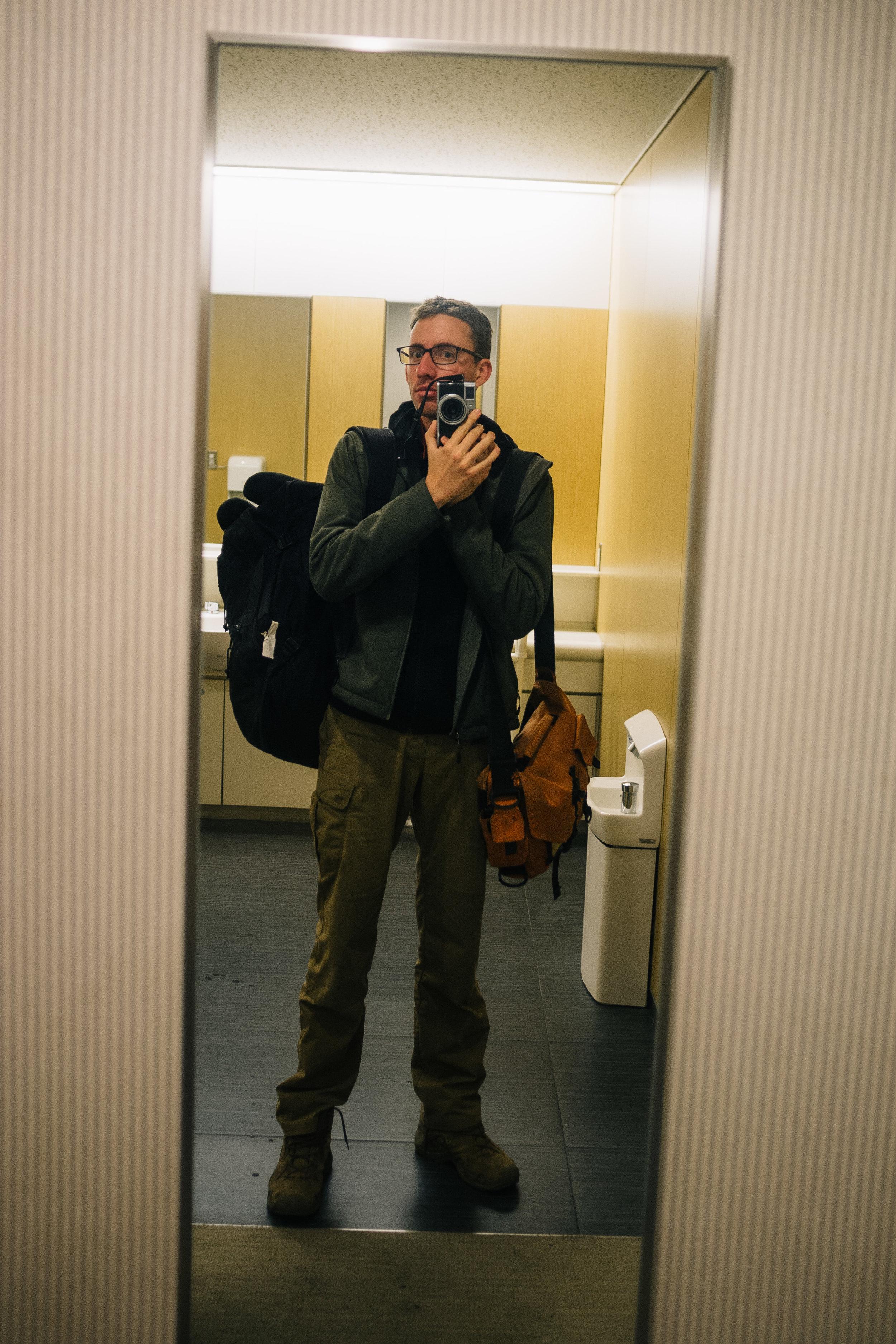 Tokyo Airport Selfie.jpg