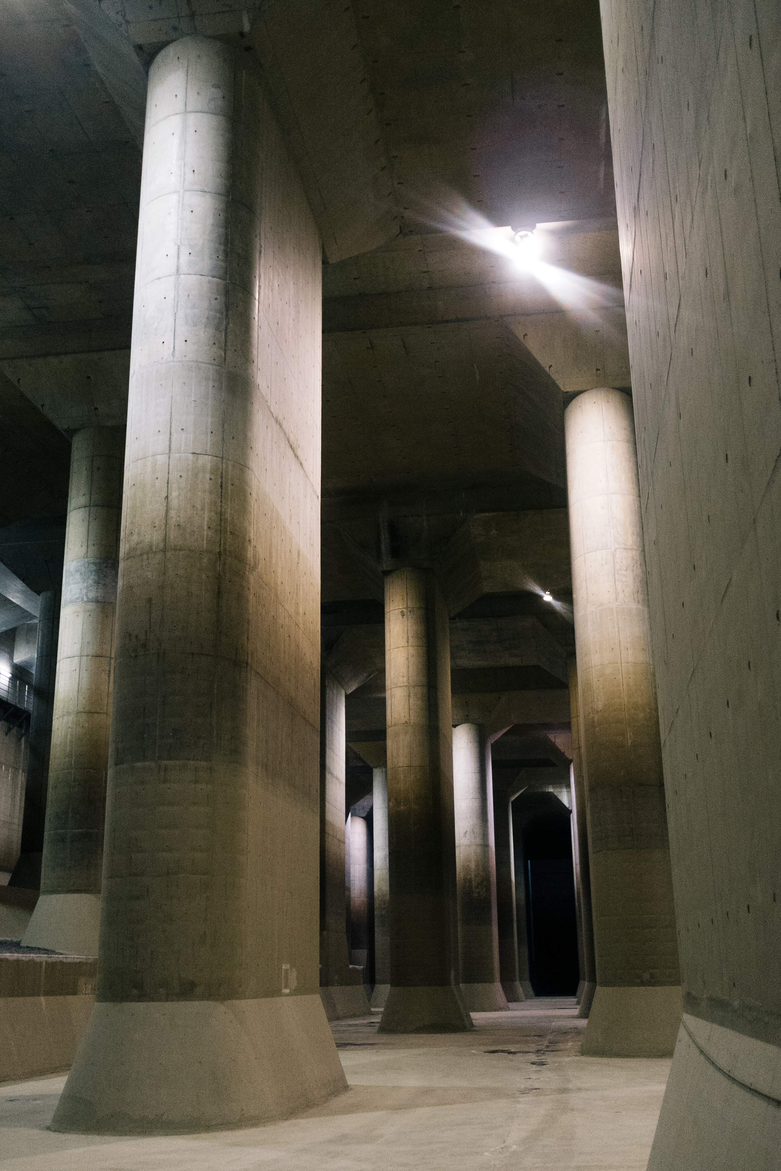 Metropolitan Area Outer Underground Discharge Channel 7.jpg