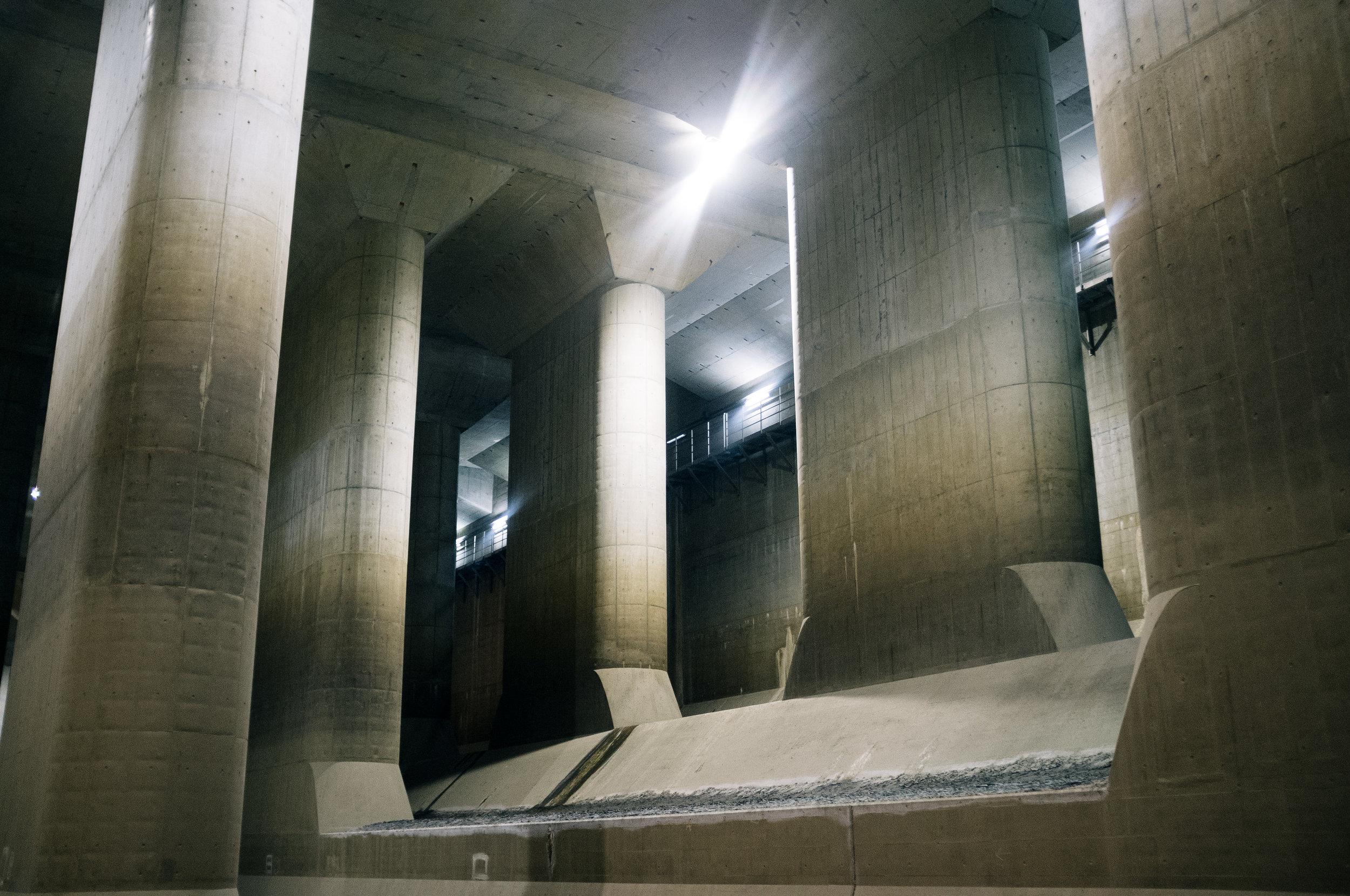 Metropolitan Area Outer Underground Discharge Channel 12.jpg