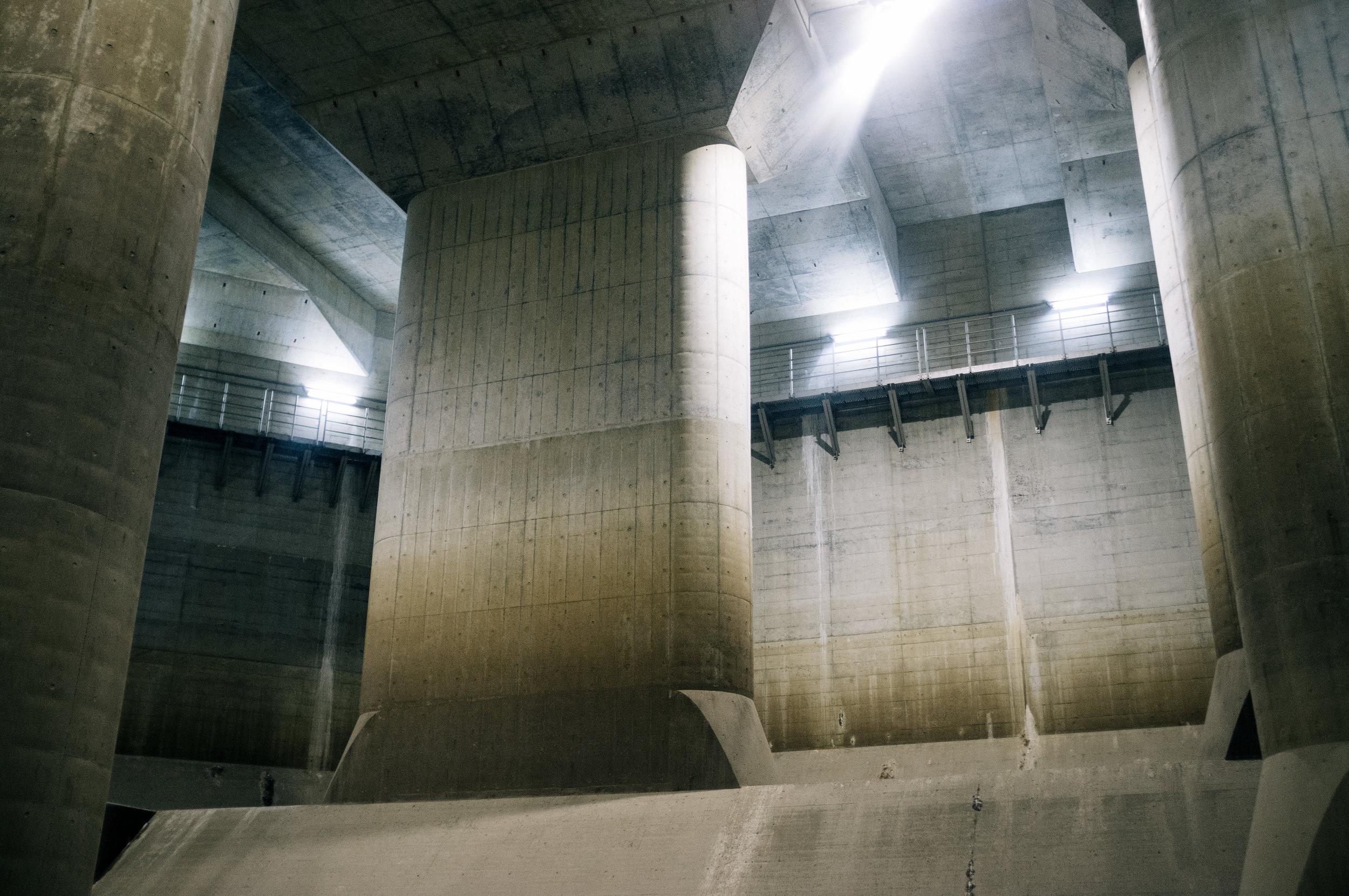 Metropolitan Area Outer Underground Discharge Channel 13.jpg