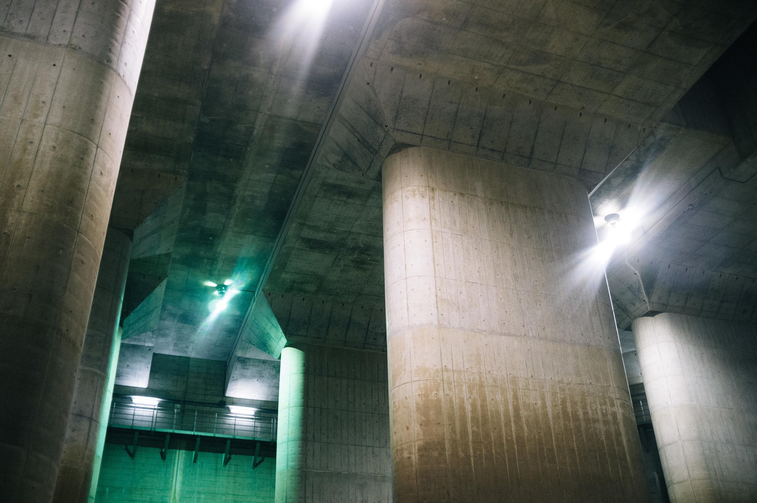 Metropolitan Area Outer Underground Discharge Channel 14.jpg