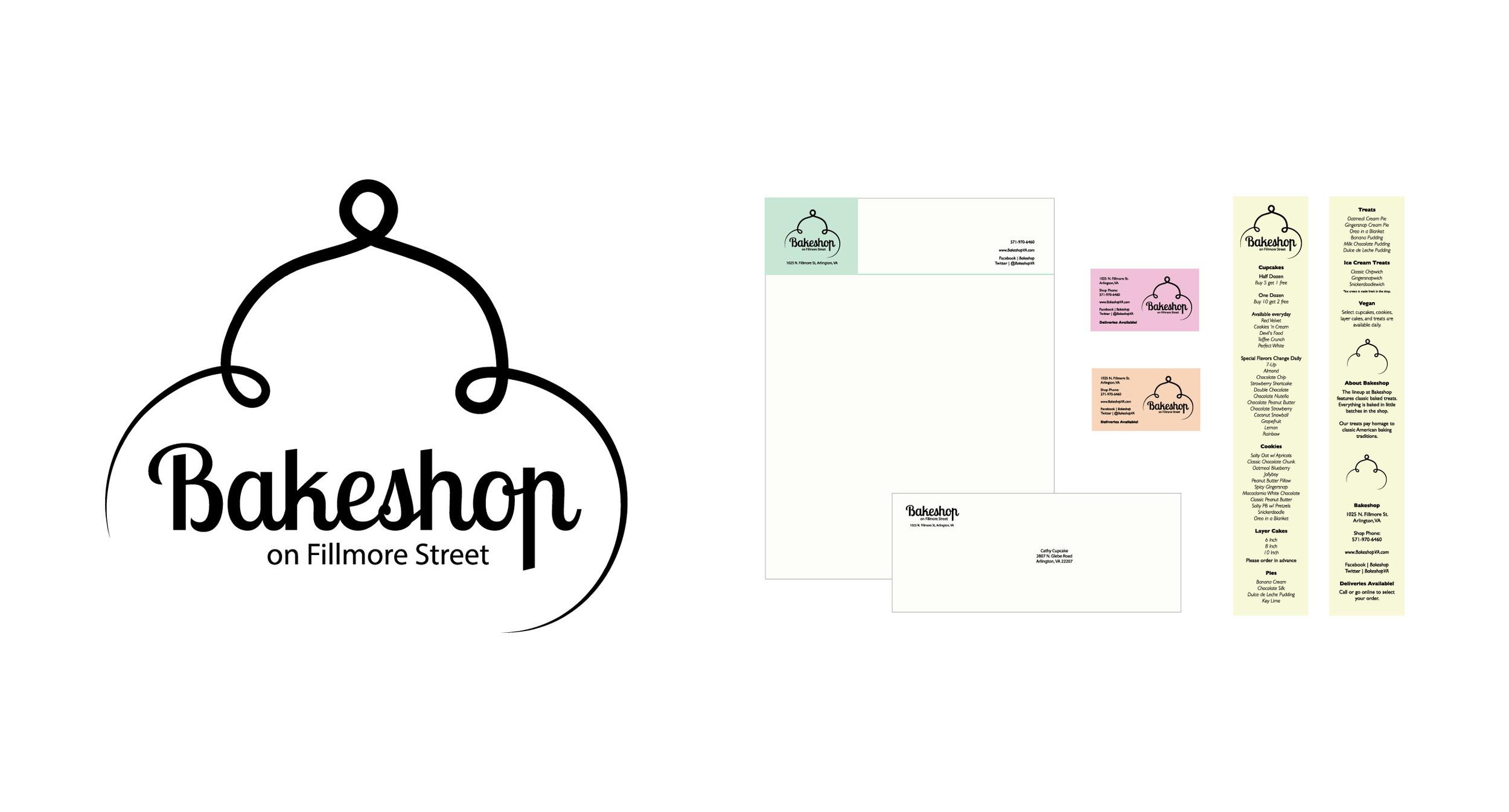 Bakeshop | Branding