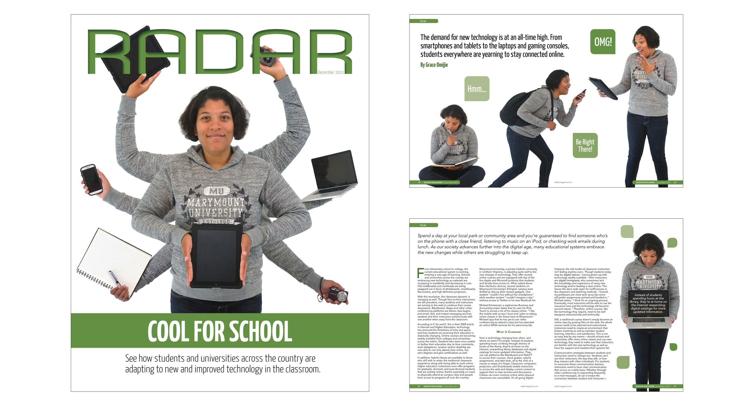 Radar | Magazine