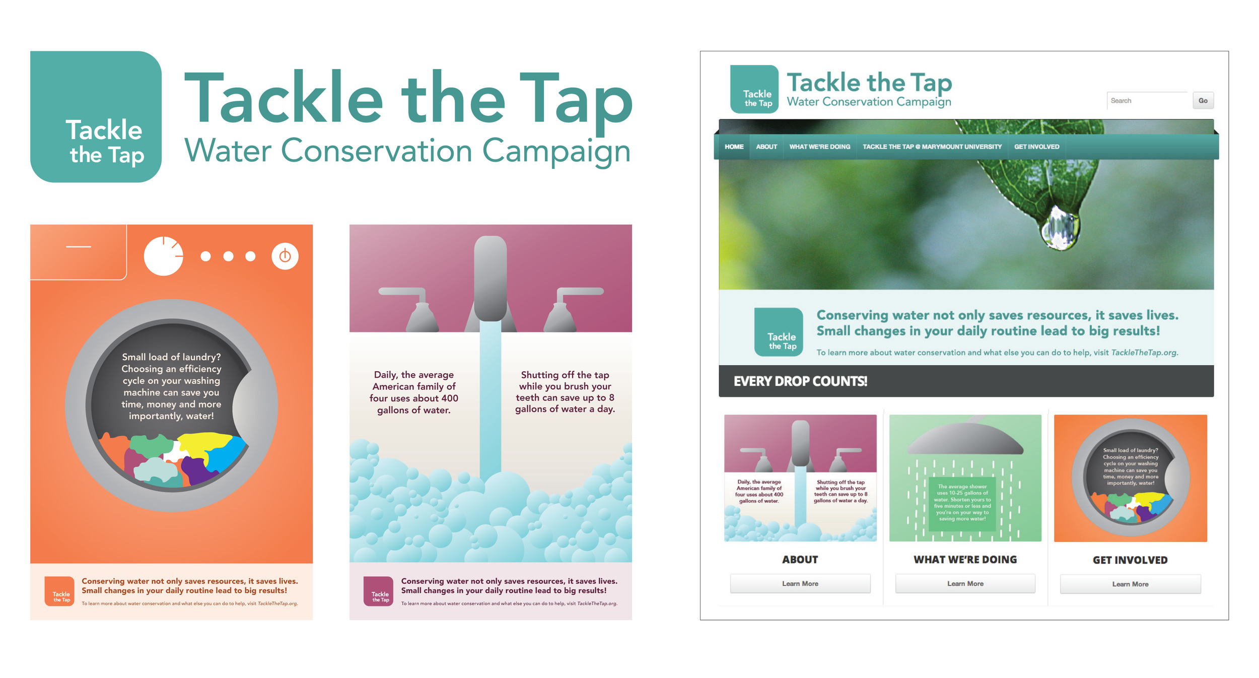 Tackle The Tap | Campaign