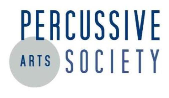 Click here to learn more about the important work being done by the Percussive Arts Society
