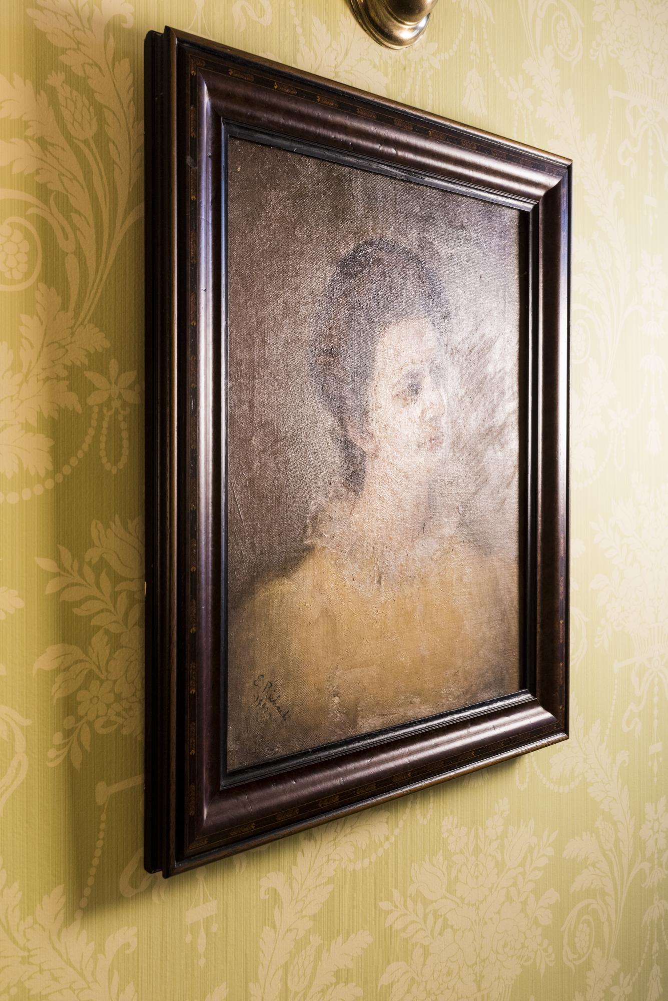 Portrait, 2017