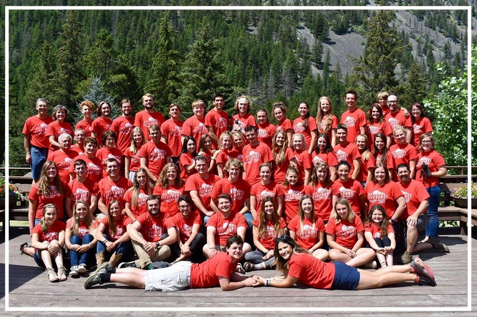 We were so blessed by another incredible staff in 2018. With 65 individuals from 17 states working together as one, God used them to make a huge impact in hundreds of lives!