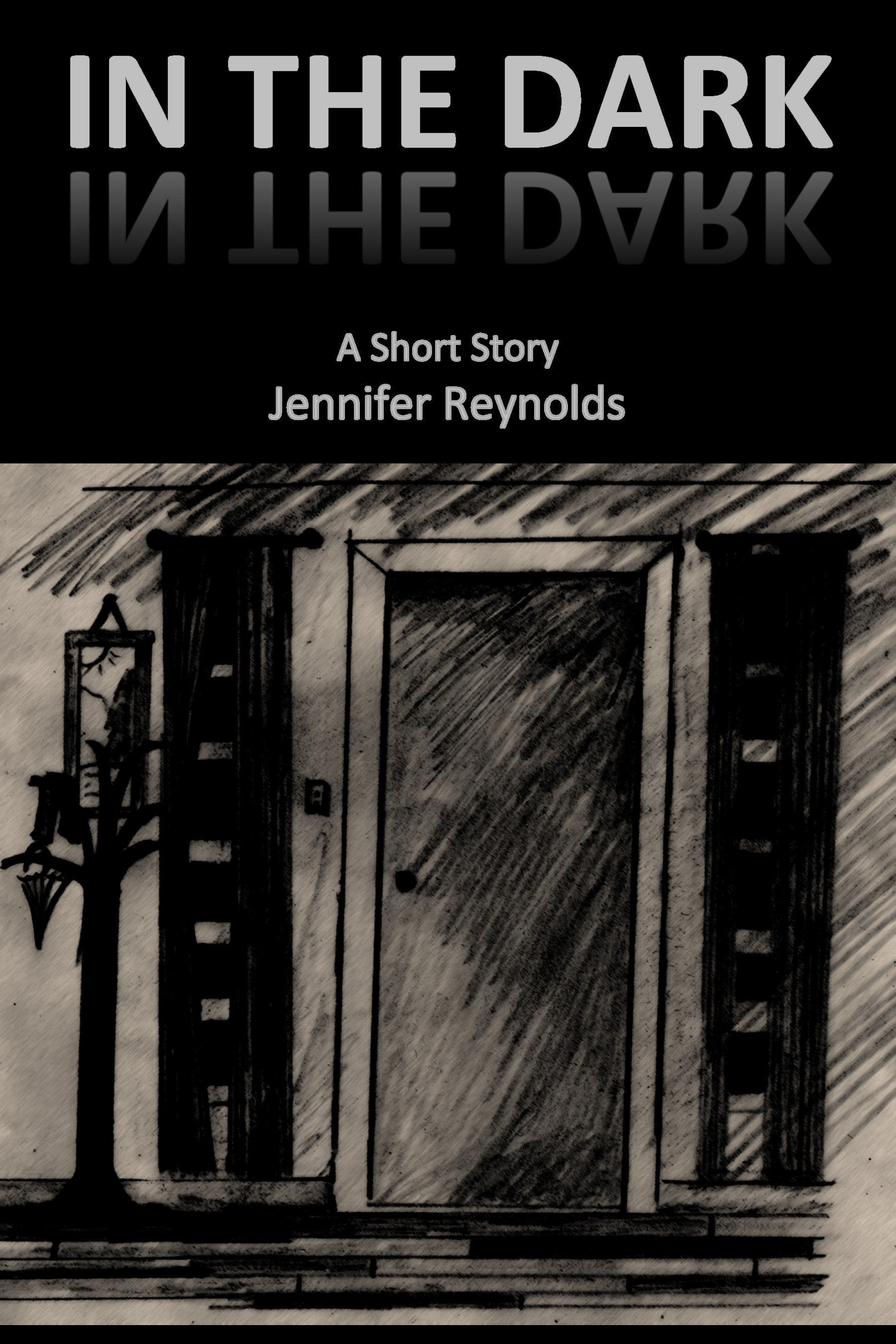https://www.goodreads.com/story/show/375597-in-the-dark  https://www.goodreads.com/book/show/23358309-in-the-dark   https://www.smashwords.com/books/view/487854