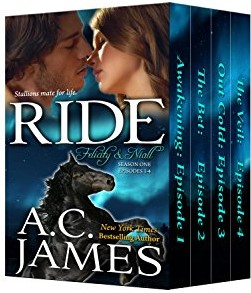 Ride: Felicity and Niall: BBW Paranormal Shape Shifter Romance (Puca Mates Season One Box Set, Episodes 1-4)  Amazon
