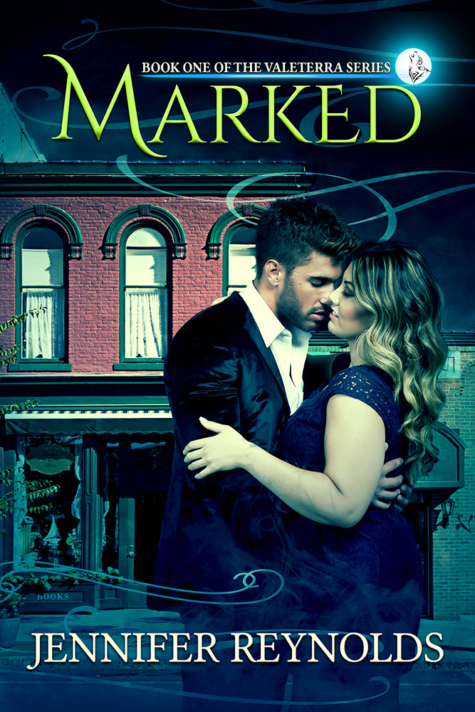 Marked, Valeterra Series Book 1 – A BBW Paranormal Romance June 2017