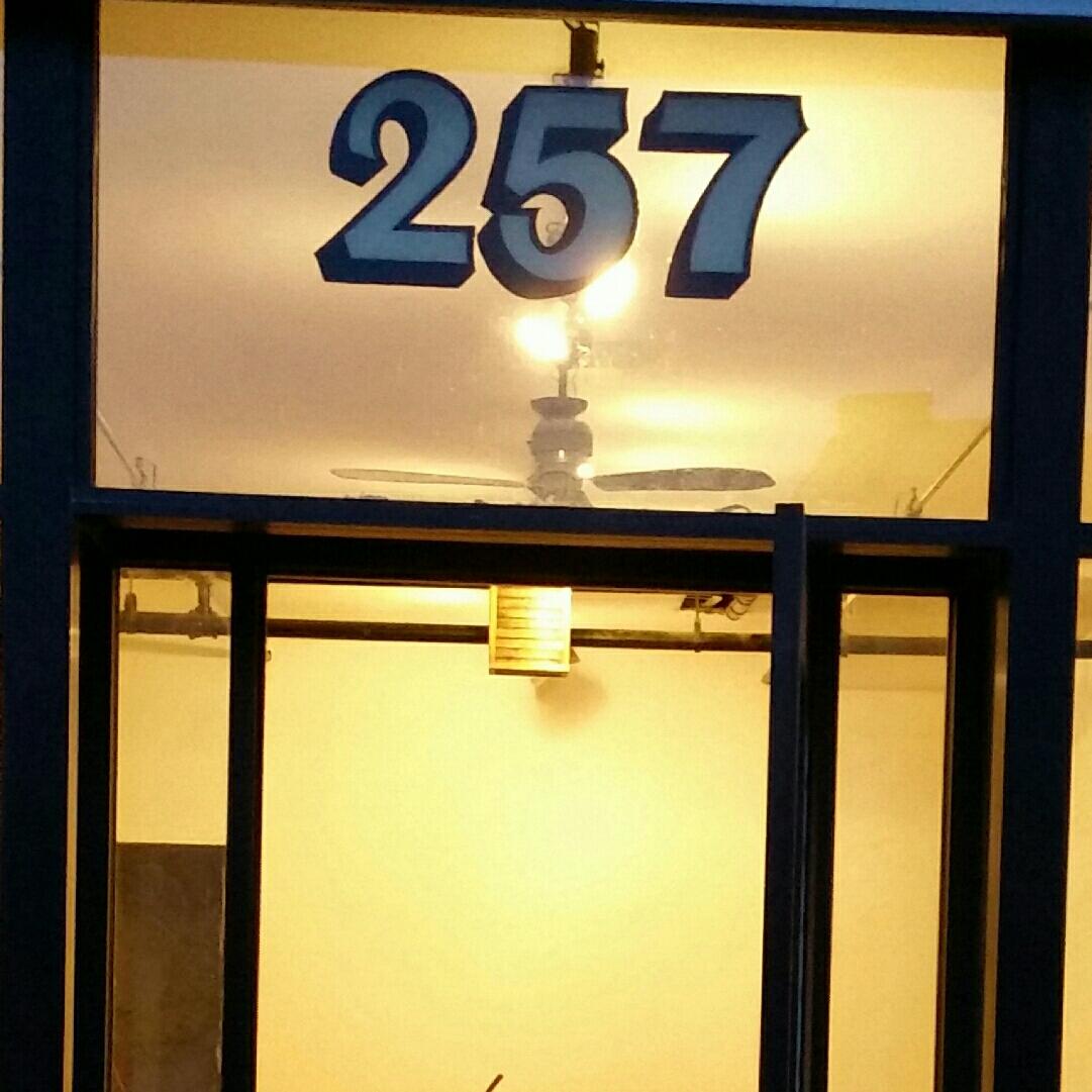 Number 257 Varet Street in Bushwick