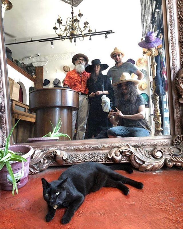 @nullologue @mssuranyi @aileyanaccessories angus #bushwick#jewelry#hats#handmade#custon#4u