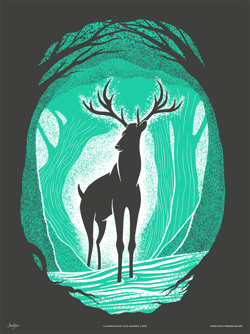 Brand New Deer of Mirkwood