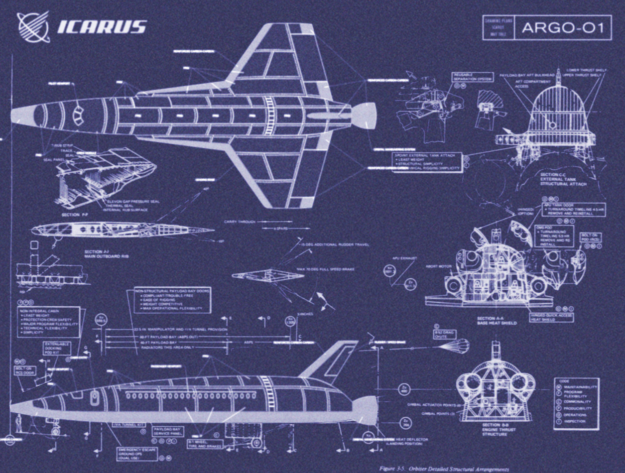 ARGO-01 Blueprints