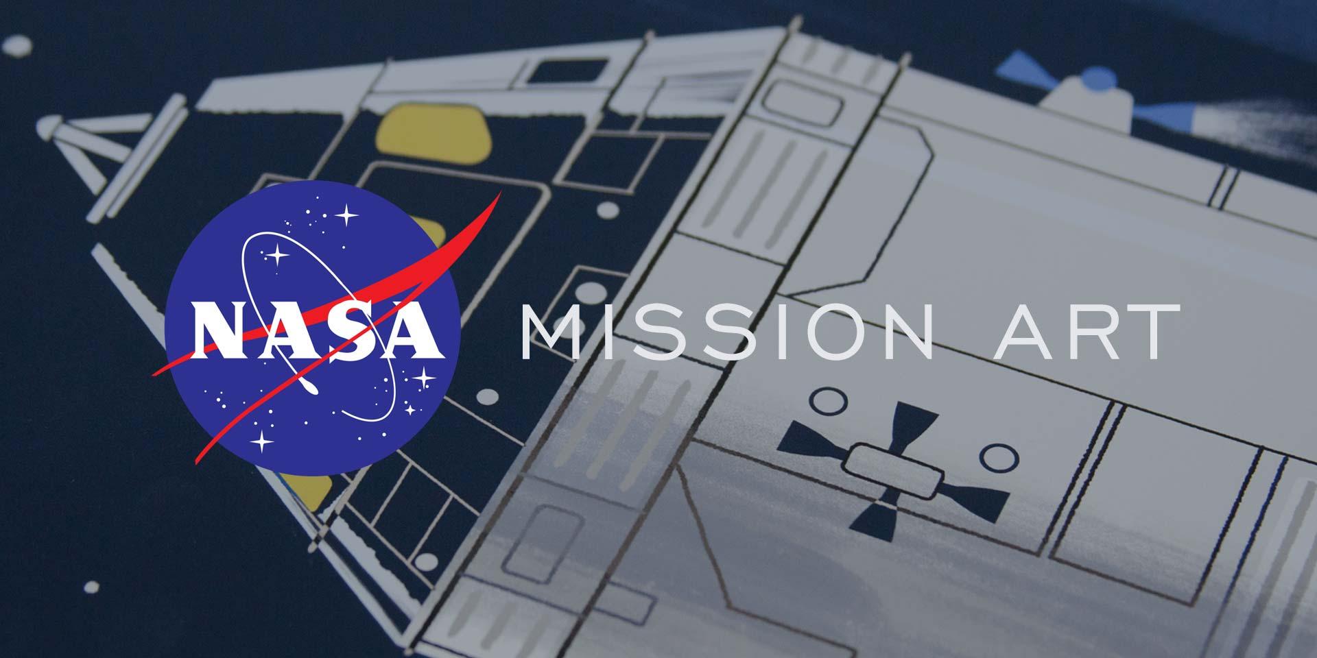 Nasa Mission Art