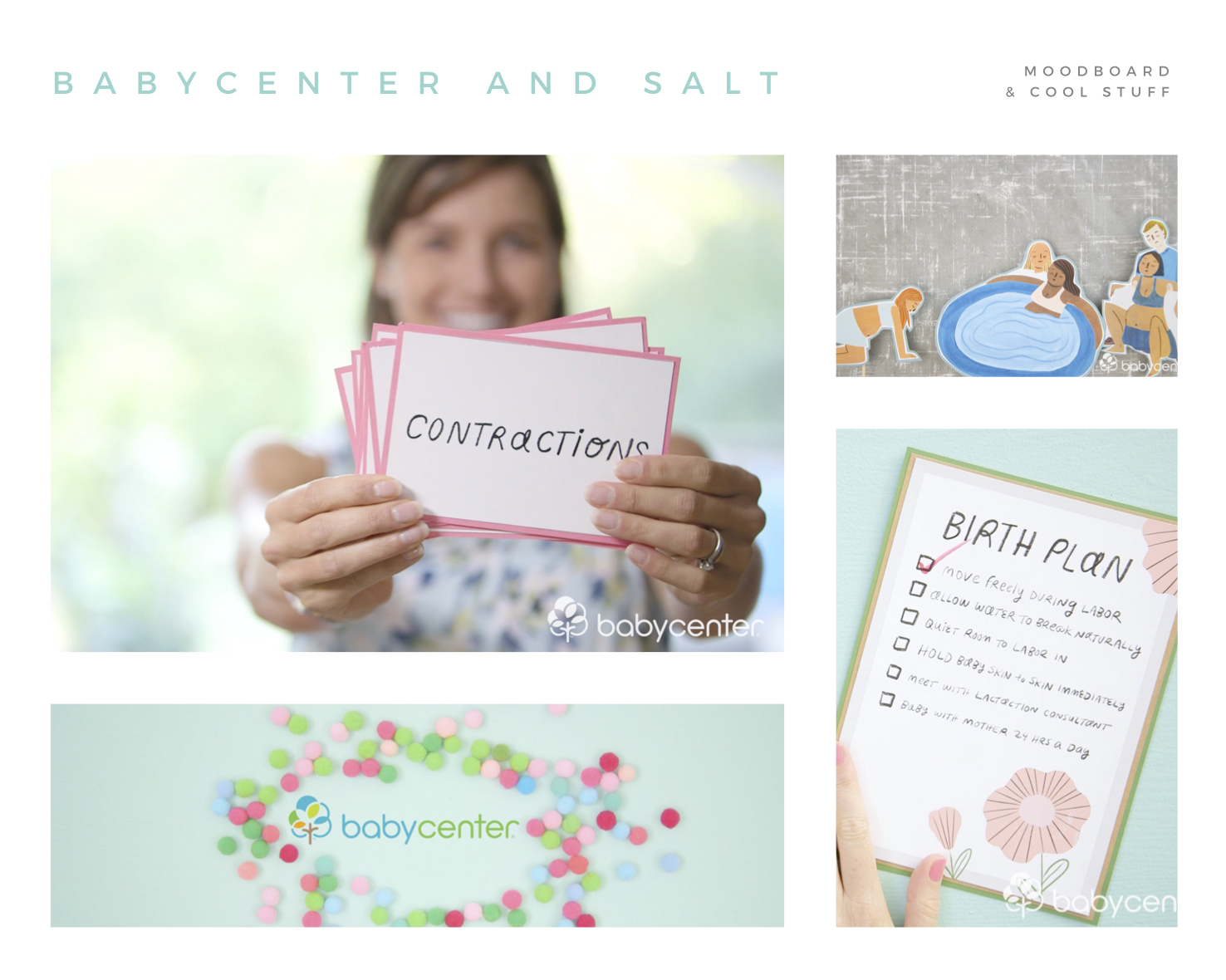 BabyCenter and SALT