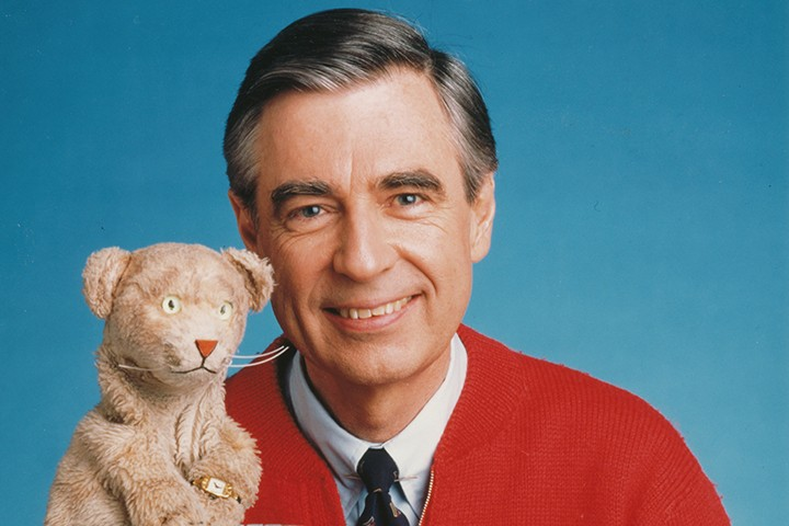 Fred Rogers: One Silent Minute