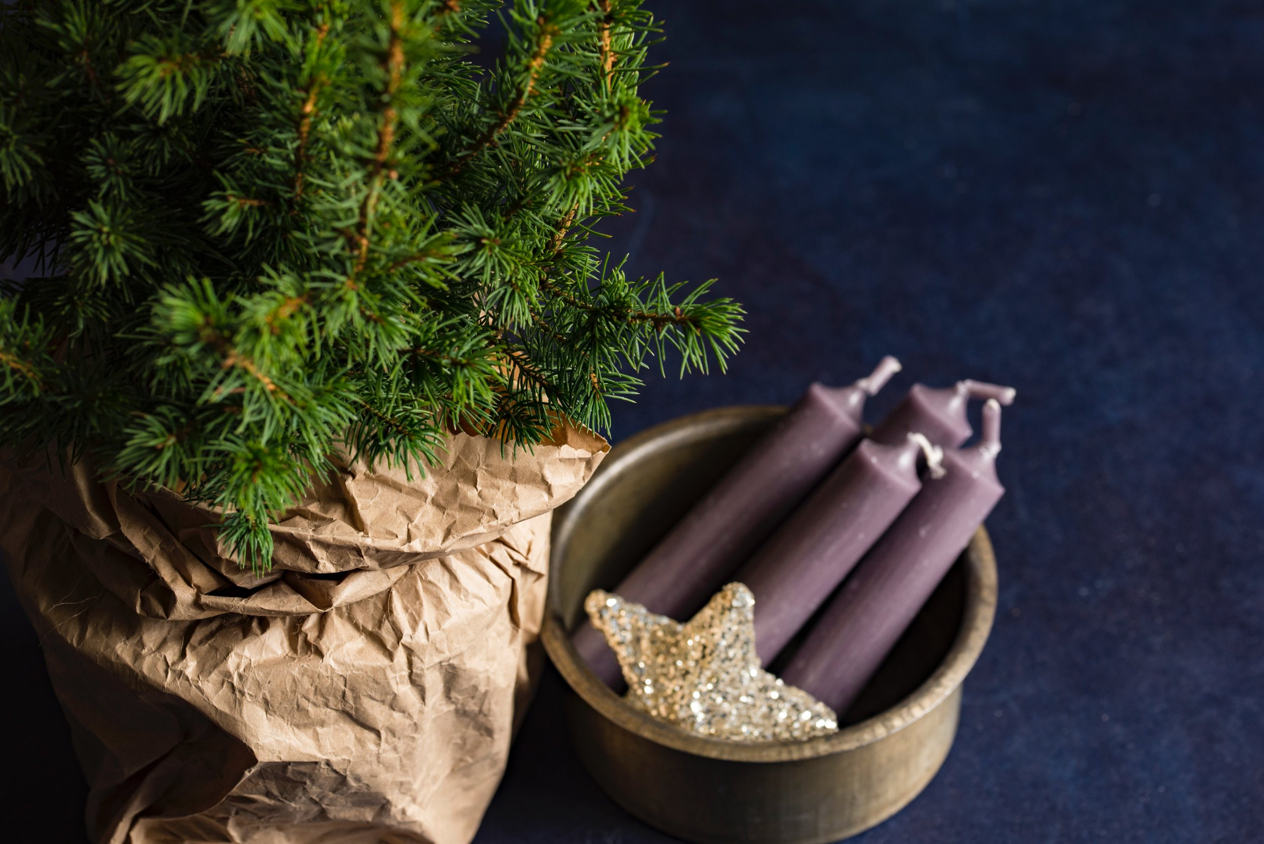 Advent Candle Lighting Litanies