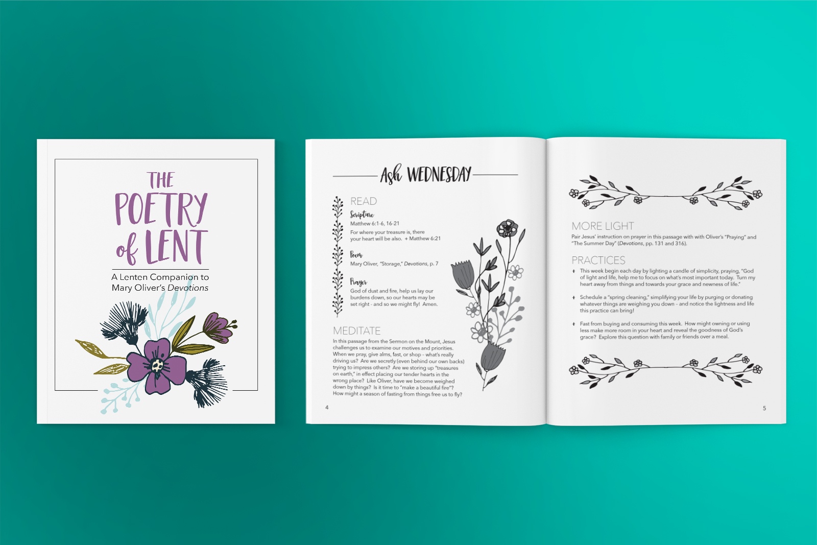 photograph about Printable Devotions referred to as Spring is Coming: Lent Printable Components and Customizable