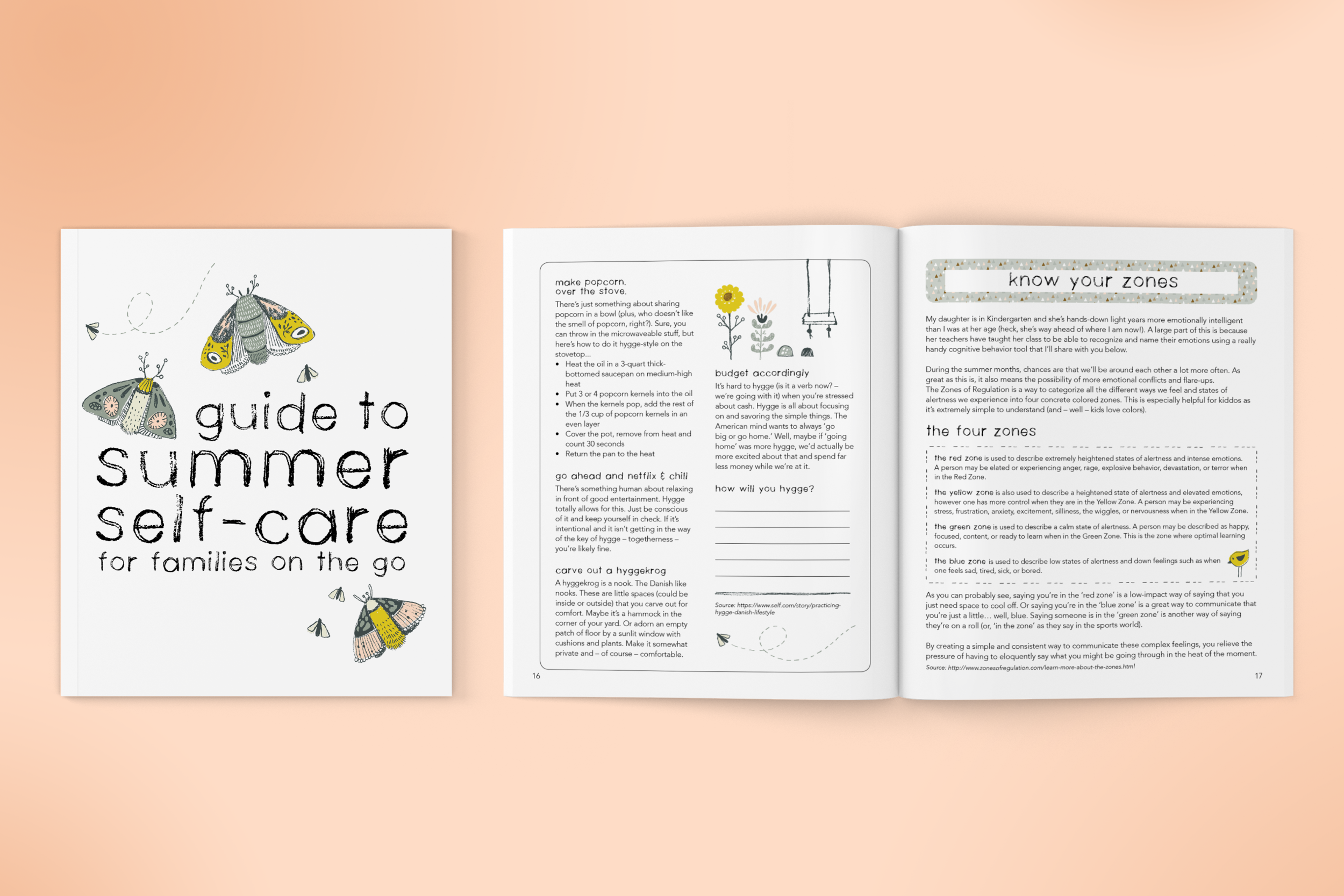 Guide to Summer Self-Care (Congregational Use: 500+ Members)