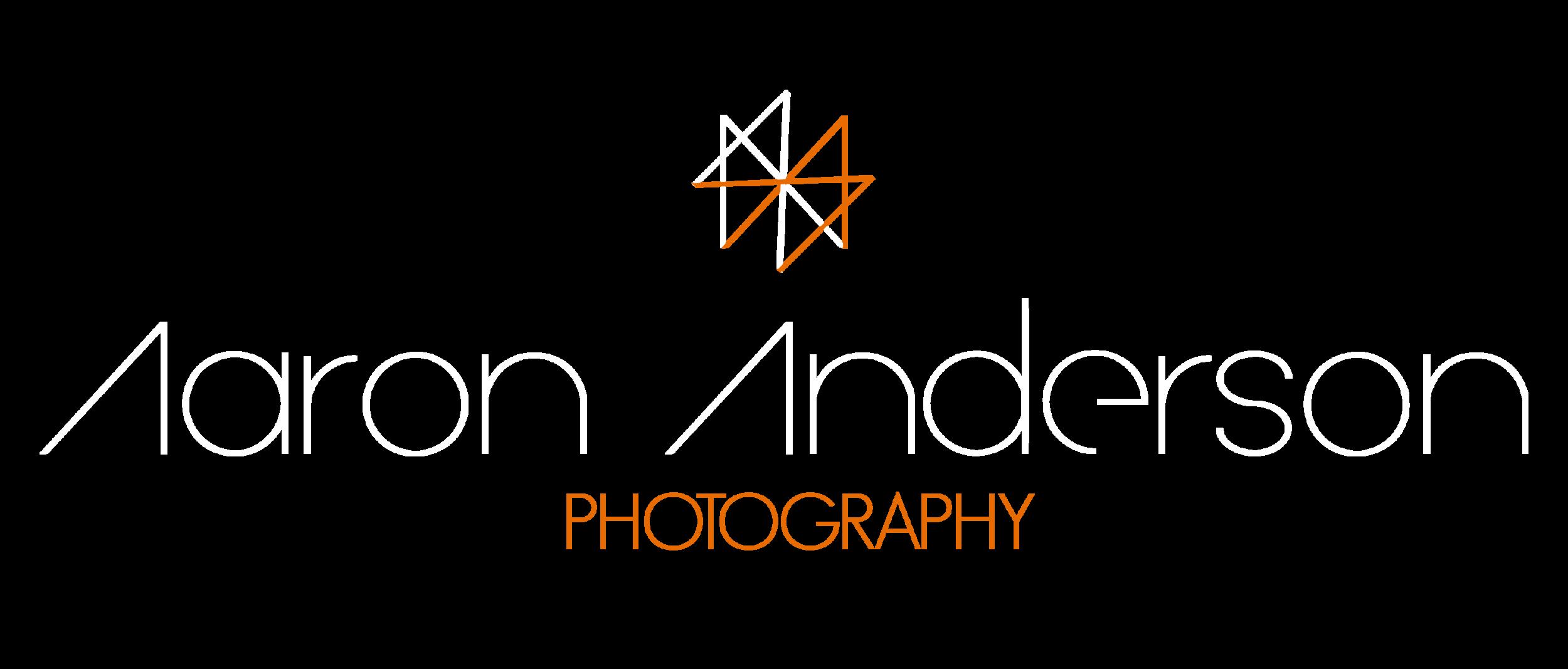 Aaron Anderson Photography Logo