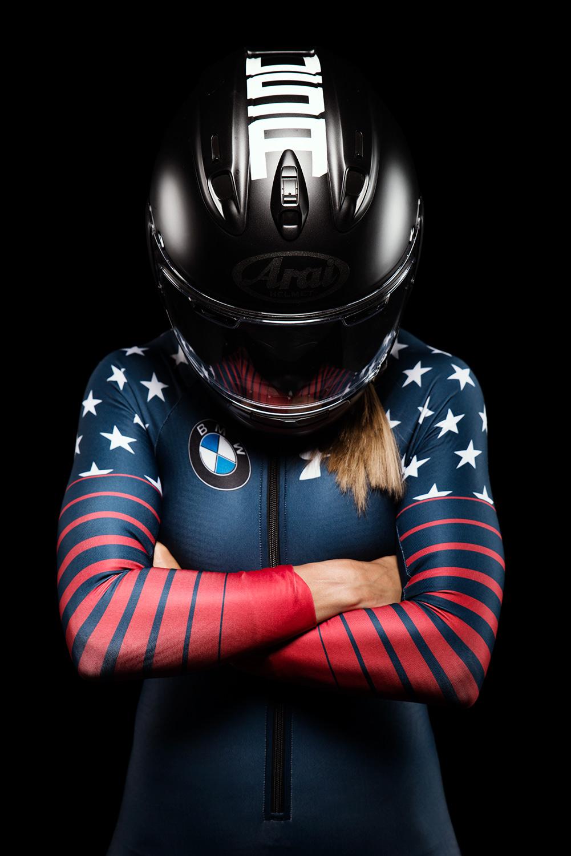 Brittany Reinbolt - USA Bobsledding