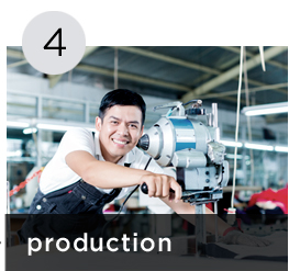 Long-term partnerships with factories worldwide   3rd party fabric & garment testing    Onsite quality control teams    On-time delivery and 1st quality