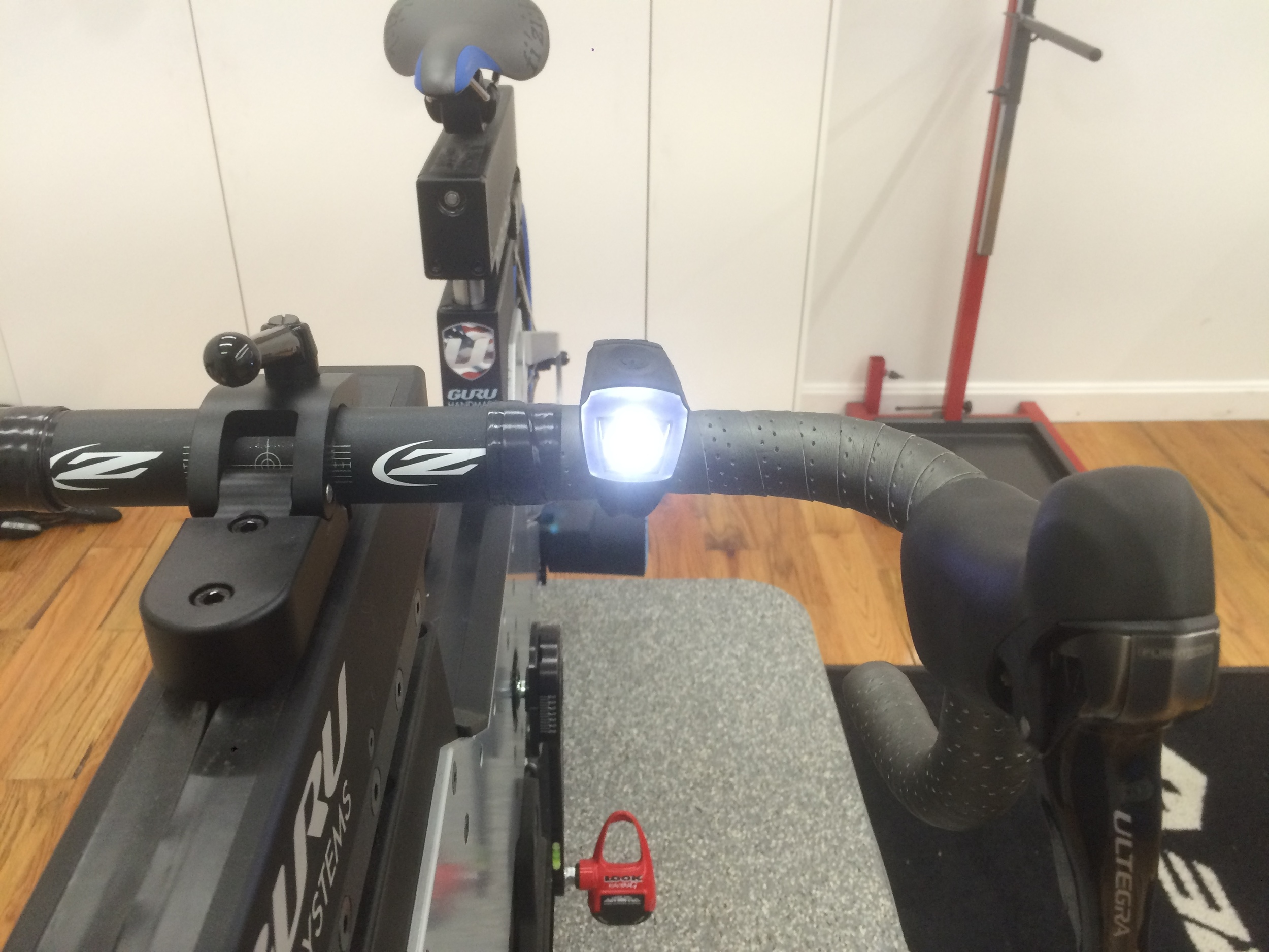 The Serfas Silicone Front Light is a good first light for kids.