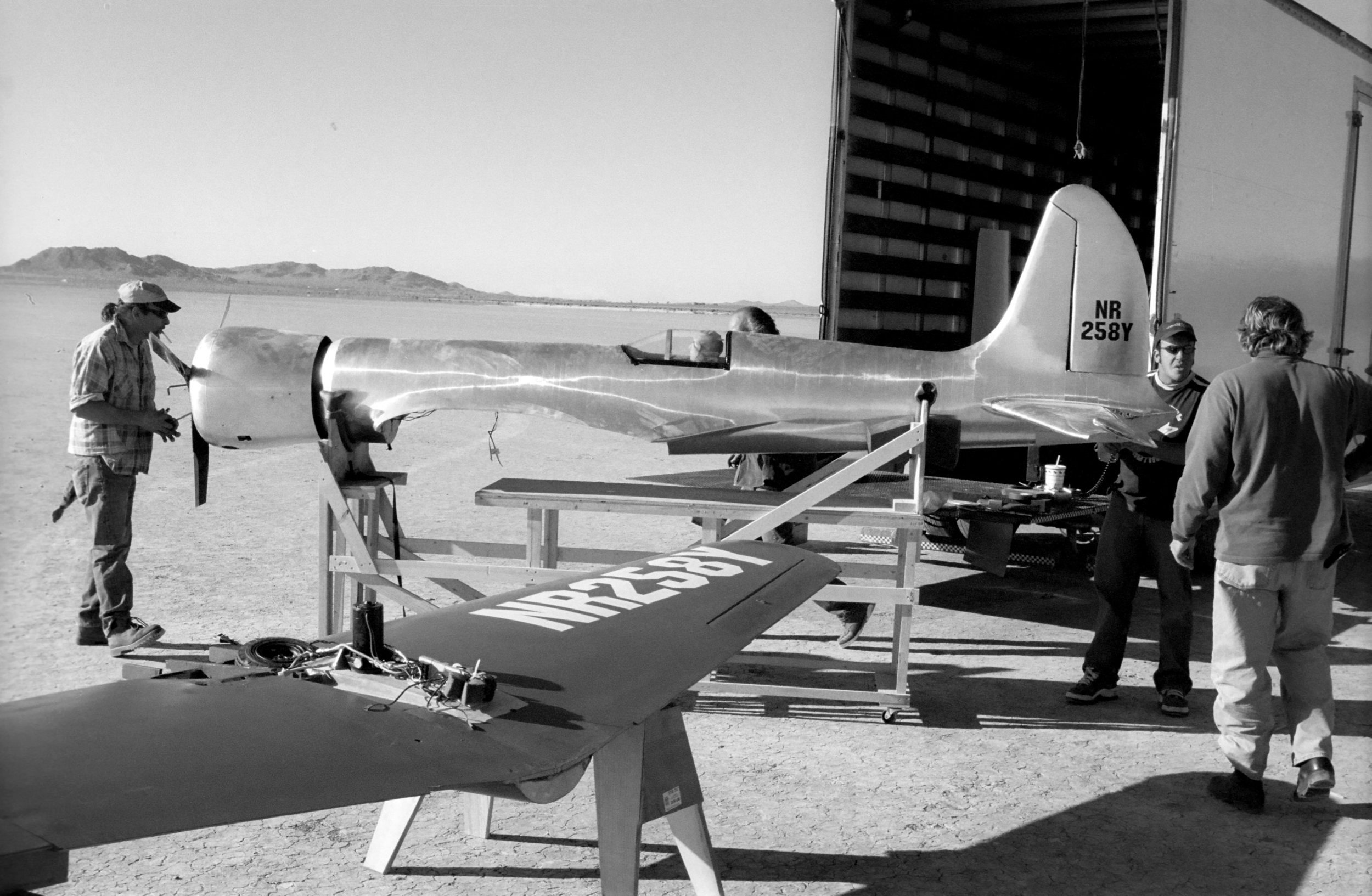 Behind The Scenes The Aviator