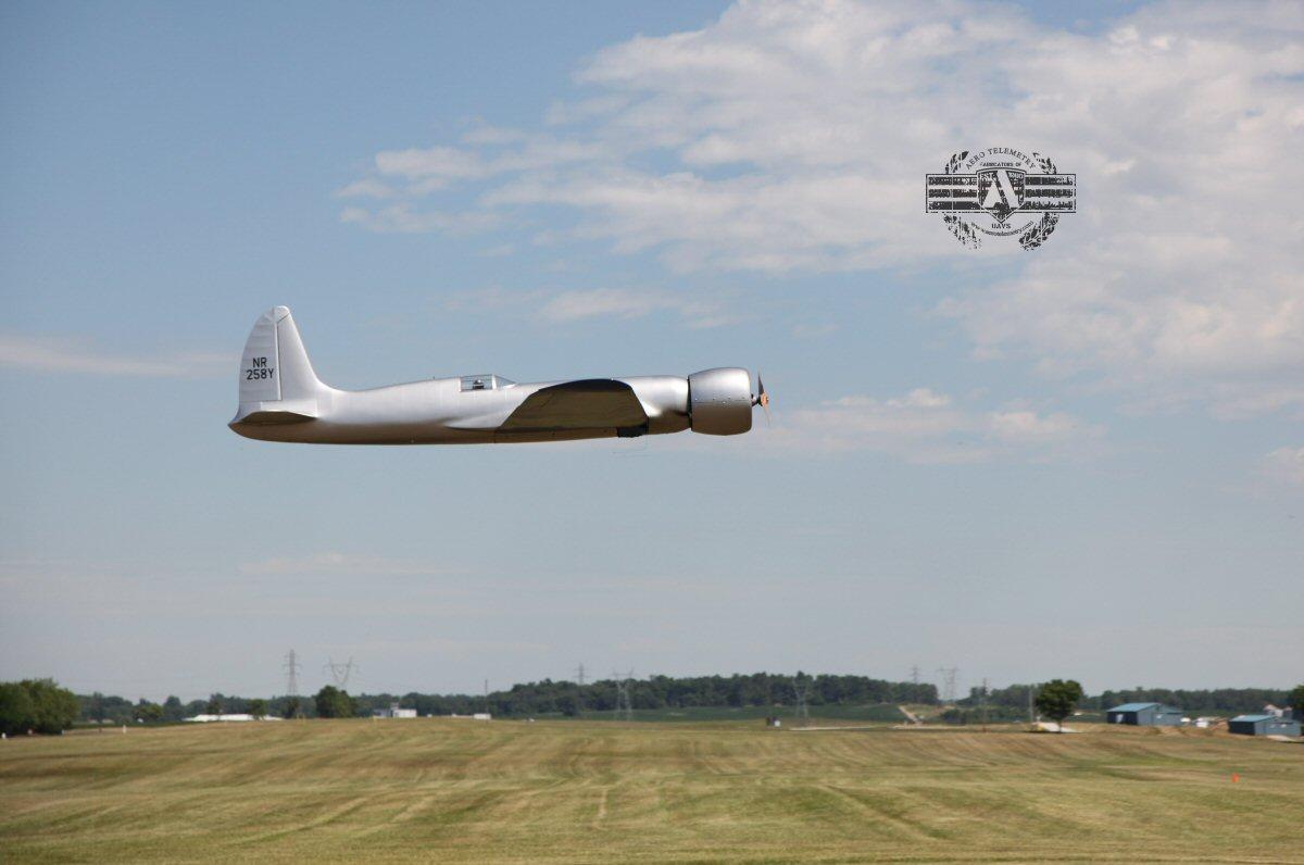 Aero H1 Racer AMA low pass