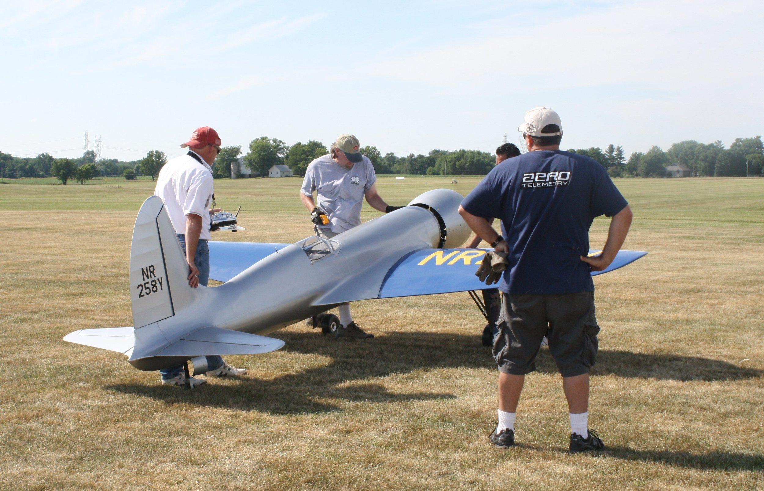 Aero H1 Racer AMA 75th