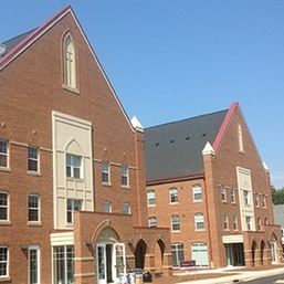 Belmont Abbey Residence Halls -
