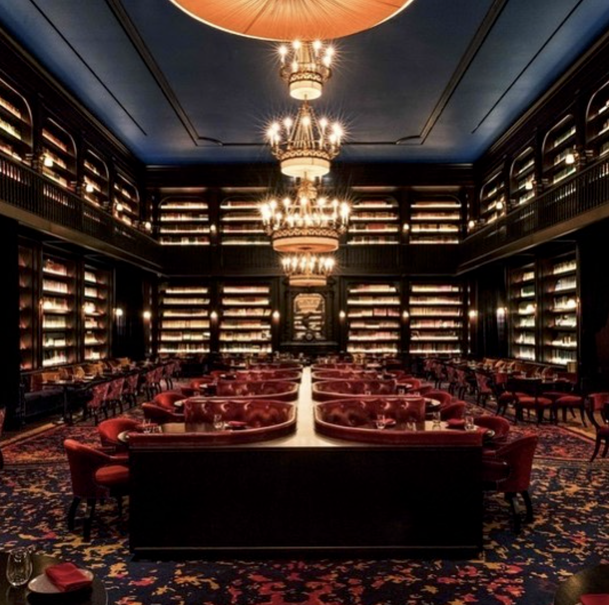 Nomad Hotel @MGM