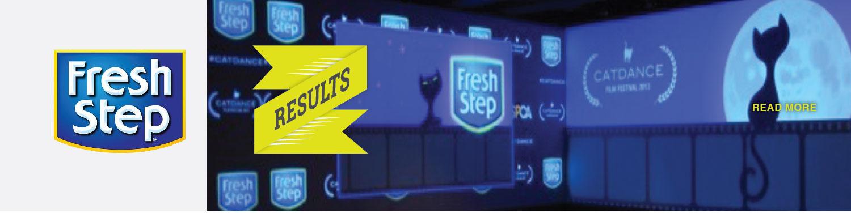 Fresh Step Success Story 1