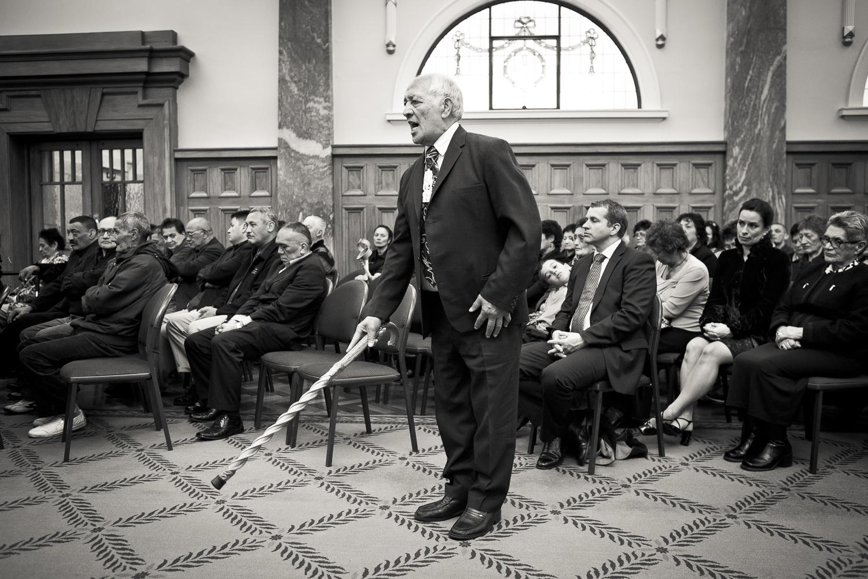 Maori Treaty Signing Parliament