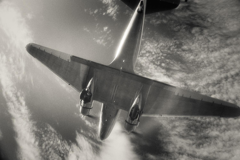 Aircraft abstract, Wellington.
