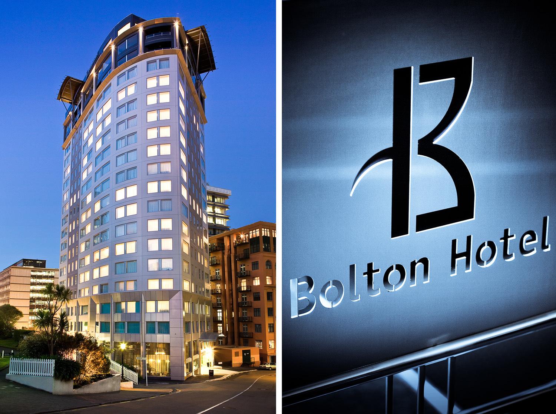 Bolton Hotel exterior