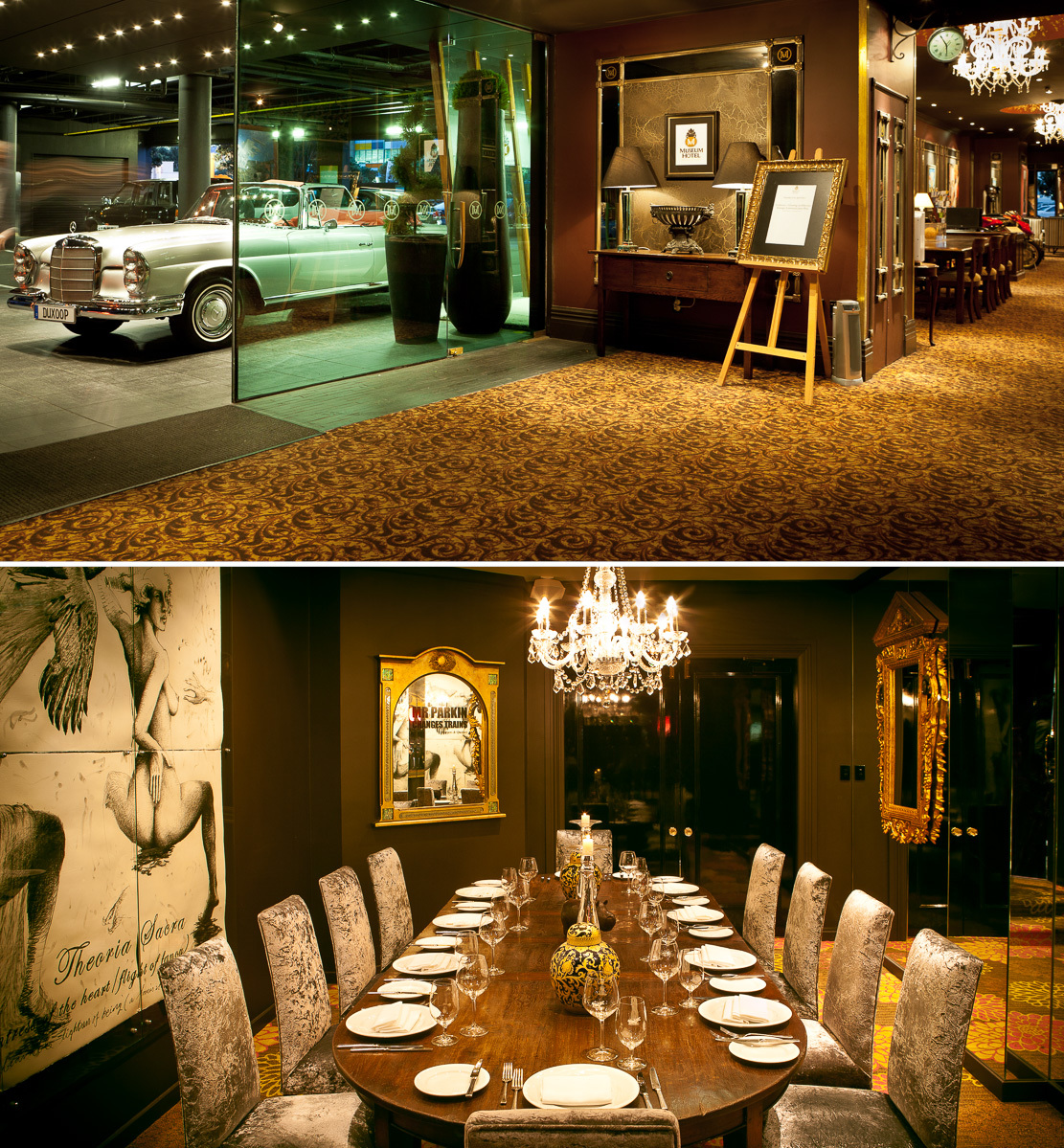 Museum Hotel Dining