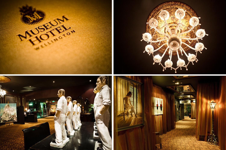 Museum Hotel Lobby