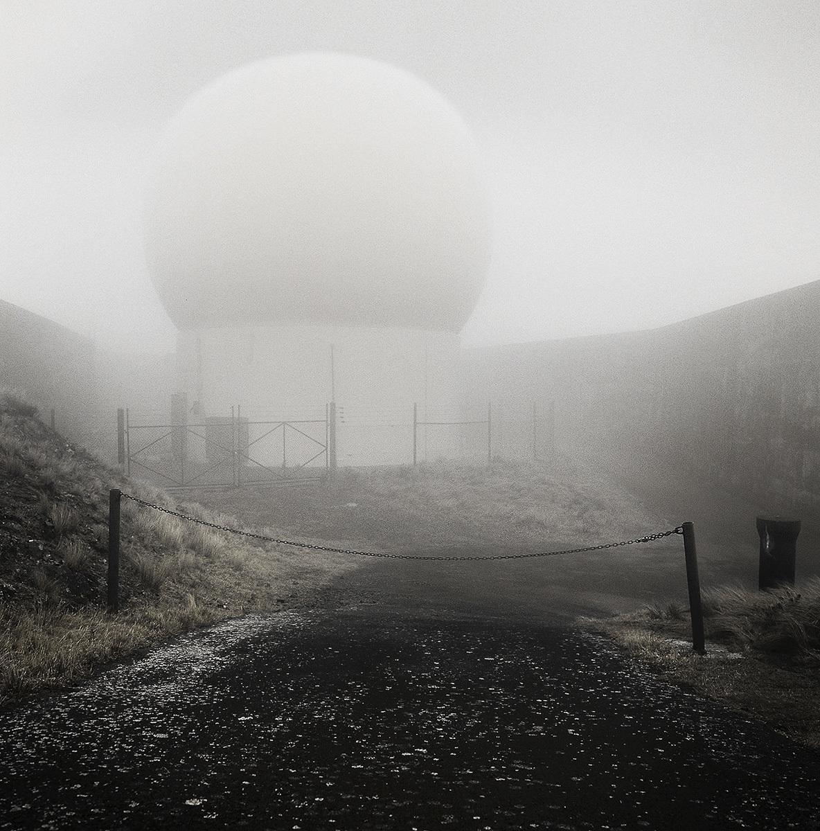 Hawkins Hill Radar Landscape