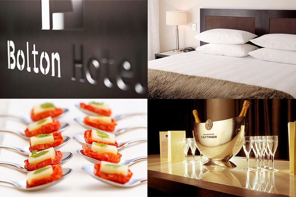 Bolton Hotel interiors