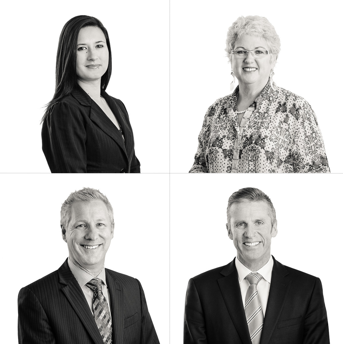 Staff Wellington office portraits