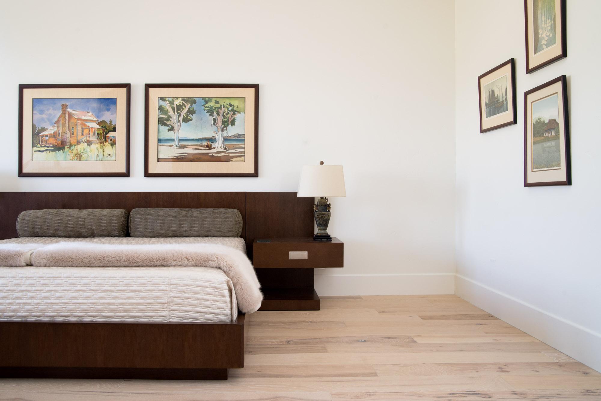 Mount Rose Estates bedroom renovation and entry design - Reno, Nevada - Kovac Design