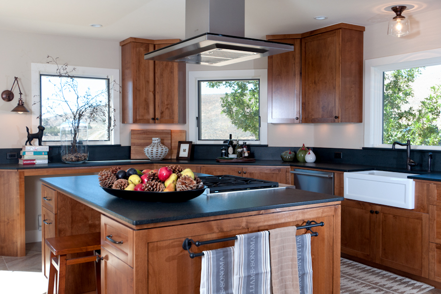 Ranch style kitchen renovation and interior design - Reno, Nevada - Kovac Design