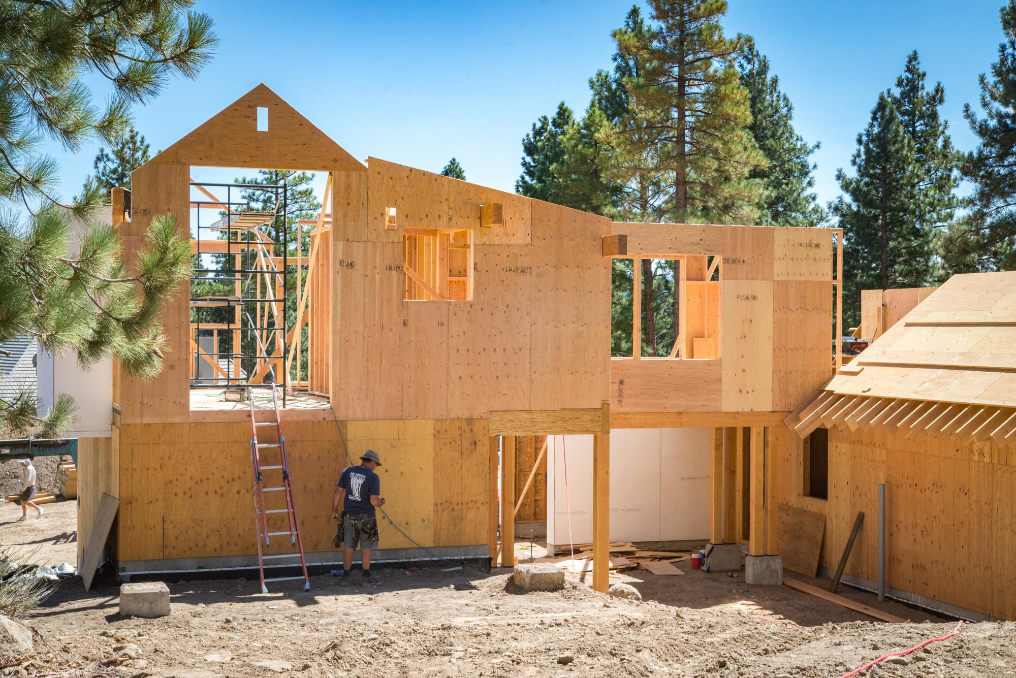 Montreux New Home Construction and Interior Design - Reno, Nevada - Kovac Design