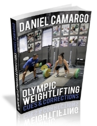 New Book!  Olympic Weightlifting: Cues & Corrections